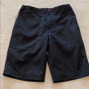 Nike Golf Boys adjustable waist shorts size medium